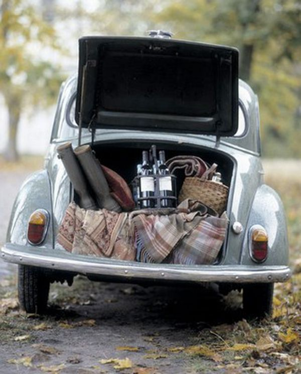 This is how i want to see EuropeCompany Picnics, Vw Bugs, Autumn, Fall Picnic, Summer Picnics, Cars, Trunks, Things, Roads Trips
