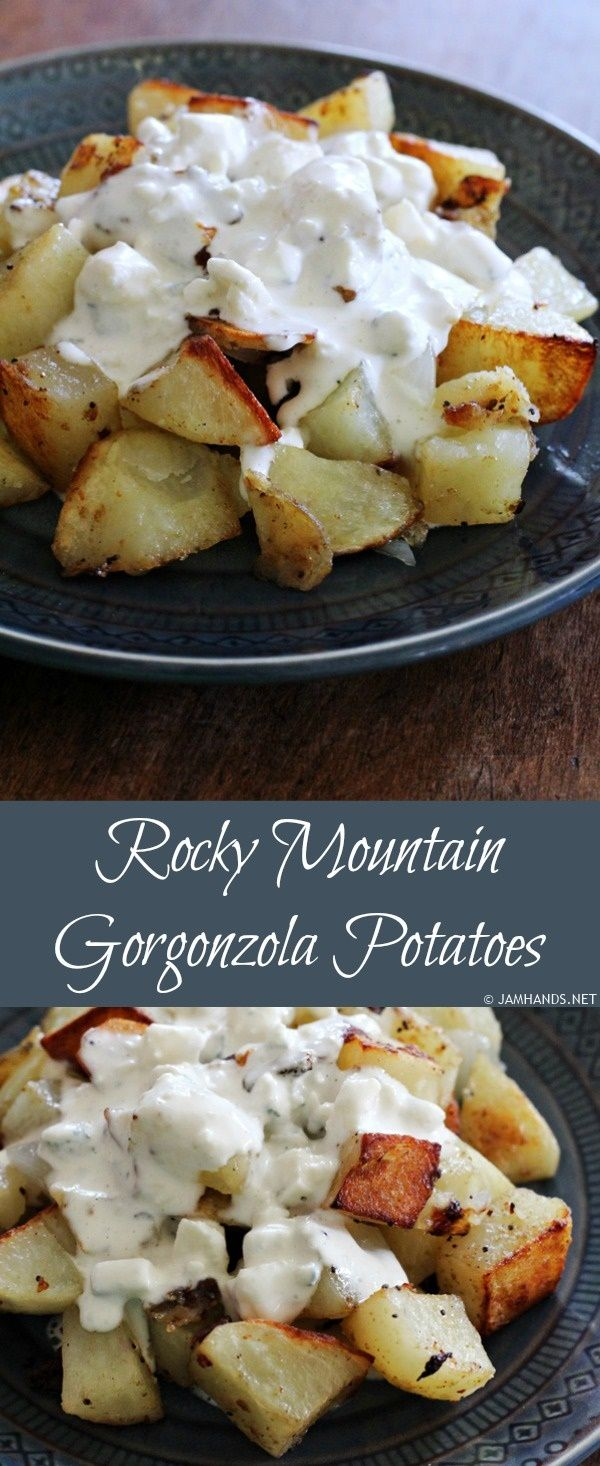 nike air jordan 1 og Rocky Mountain Gorgonzola Potatoes