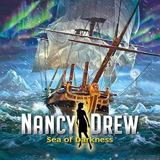 Gamer Entry: Nancy Drew®: Sea of Darkness
