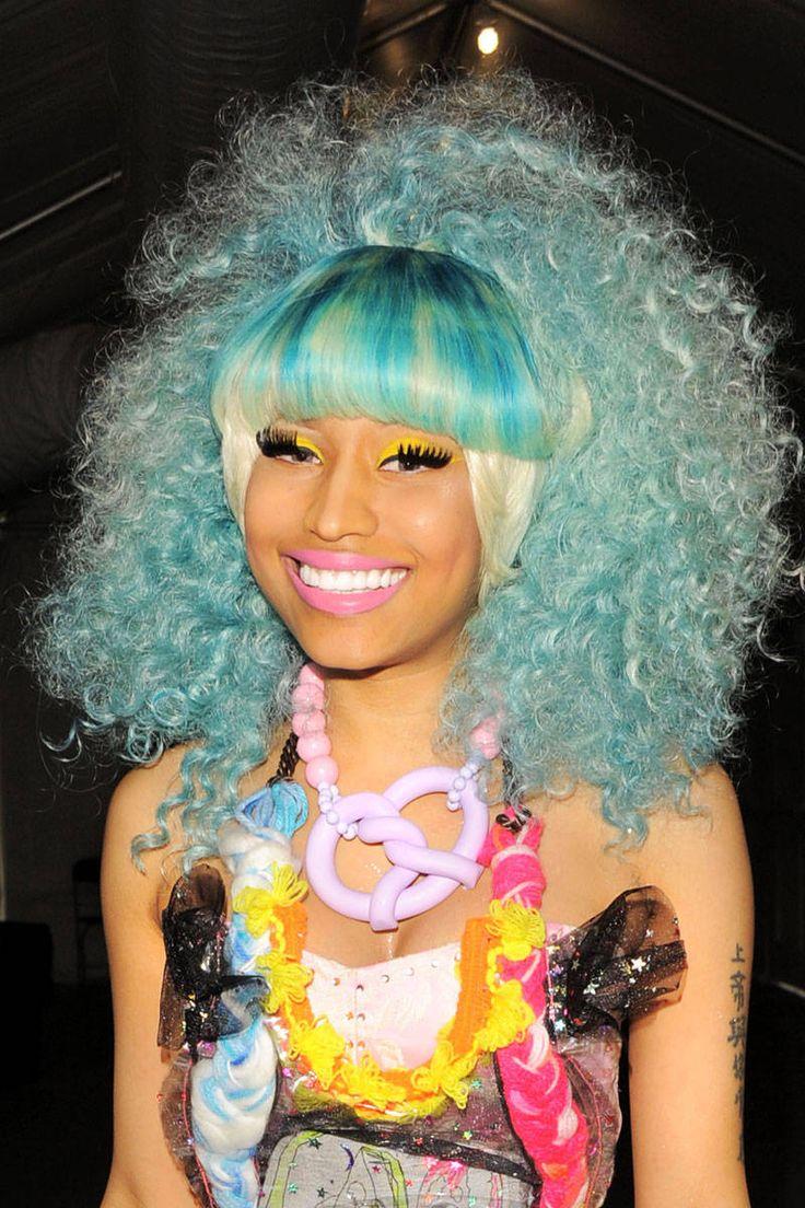 86 best nicki minaj hairstyles images on pinterest | nicki minaj