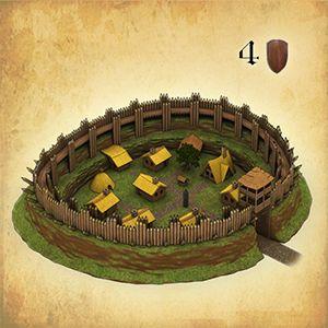 gród castle