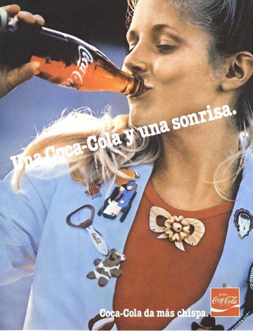 Publicidad Taurina años 80. Coca-Cola