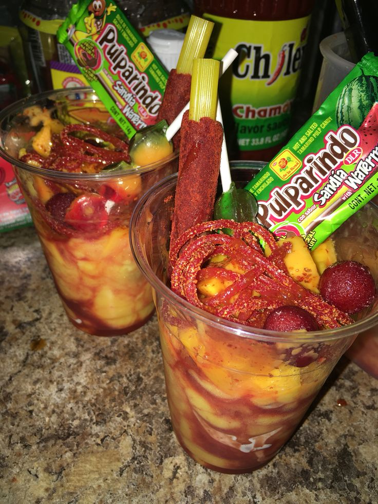 how to make chamoy drink
