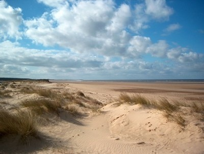 I would retire to Wells next the Sea, Norfolk and get a big dog so I could walk it on this beach every day