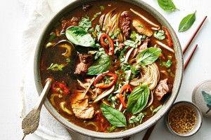 Marion's Thai boat noodle soup