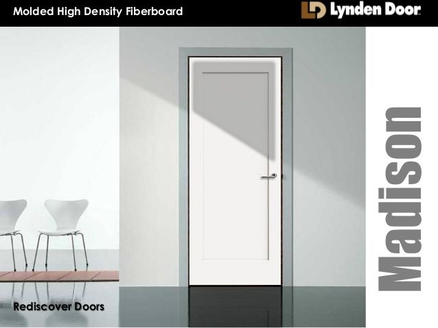 Find this Pin and more on The MADISON Molded Interior Door.