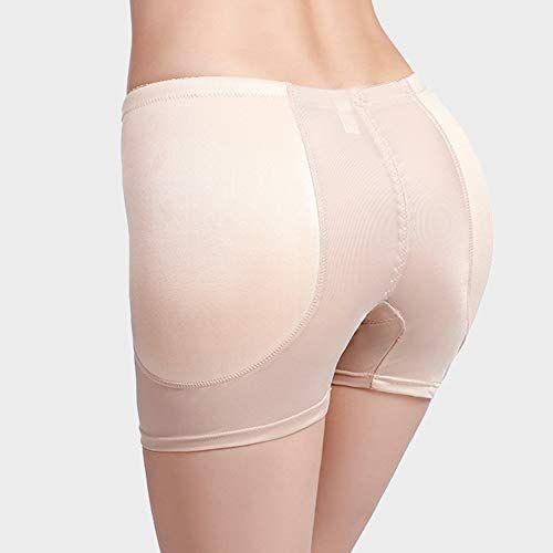 d1badd522d8f Paskyee Women Tummy Control Panties Seamless Fixed Padded Butt Lifter  Underwear,#Control, #