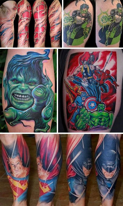 17 best images about superhero tattoo on pinterest spiderman sleeve and catwoman. Black Bedroom Furniture Sets. Home Design Ideas