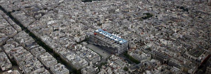Het Centre Pompidou in Parijs viert zijn 40-jarig bestaan. Het museum voor moderne kunst ademt lef uit, stelt Peter Giesen. Wanneer heeft Frankrijk di