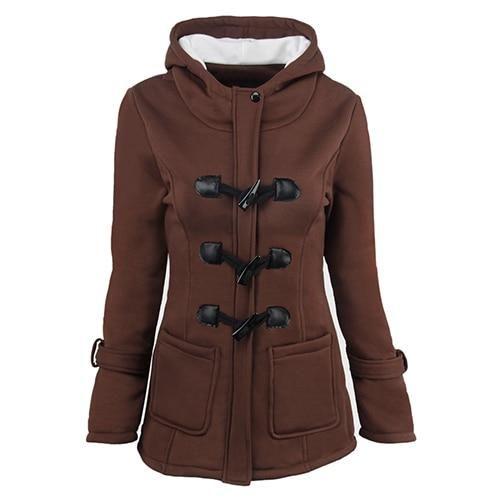 Gogoyouth Plus Size 6 Spring Jacket Women 2018 New Autumn Winter Coat Women Windbreaker Long Sleeve Jacket Female Big Outwear Br
