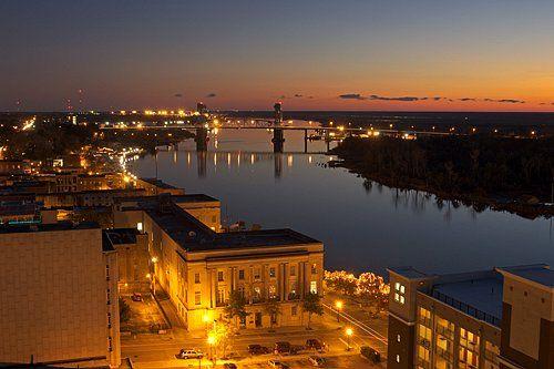 Downtown Wilmington, NC