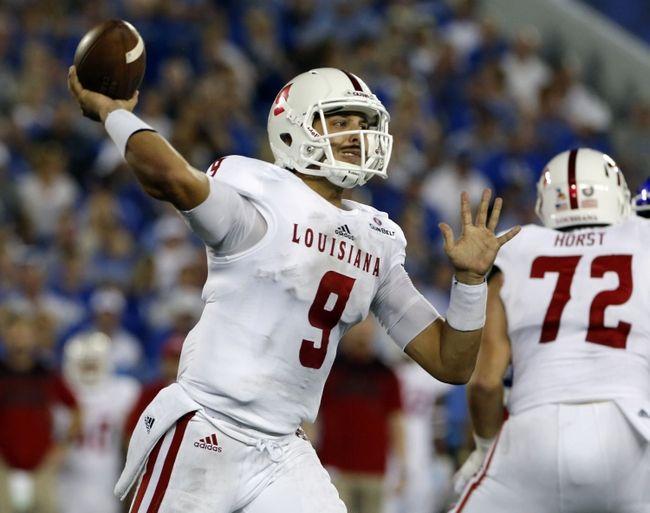 Louisiana-Lafayette Ragin' Cajuns vs. Akron Zips - 9/26/15 College Football Pick, Odds, and Prediction