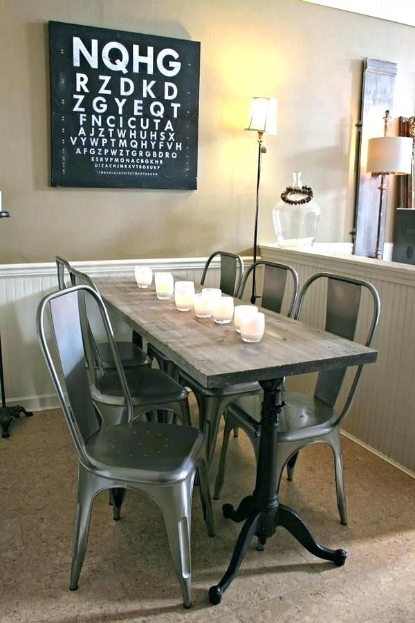 Rectangular Dining Tables For Small