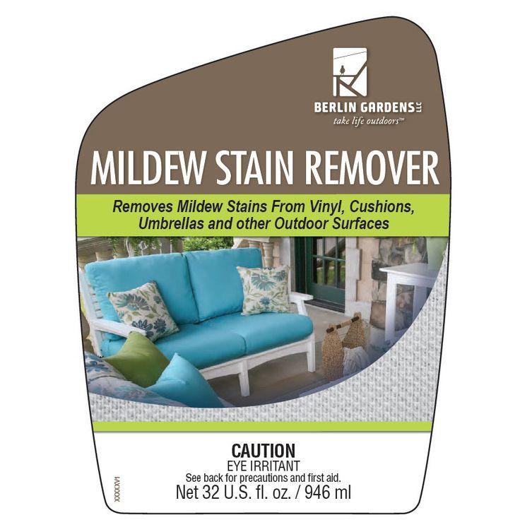 Good Mildew Stain Remover