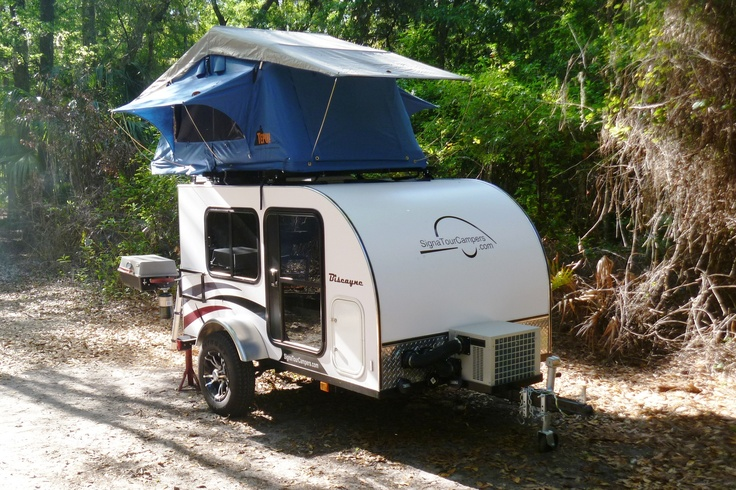 Signatour Campers Biscayne Teardrop Camper Trailer With