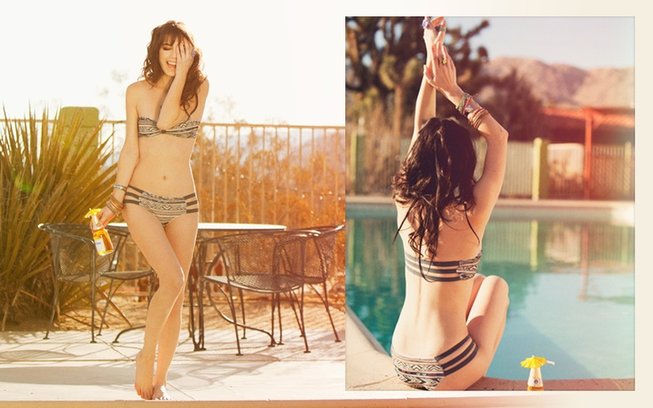 SummerClosets, Summer Style, Style Inspiration, Foxes Soooo, Swimsuits, Bikinis Foxes, Mandalynn Swimwear, Bath Suits, Summer Fun