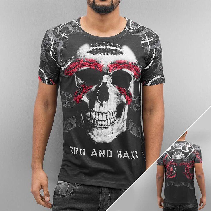 Cipo & Baxx T-Shirt black
