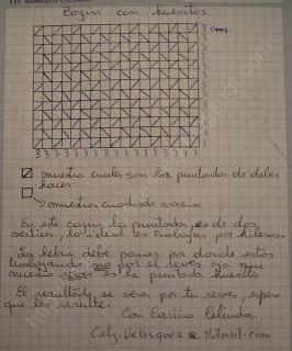 diagramas cojines drapeados