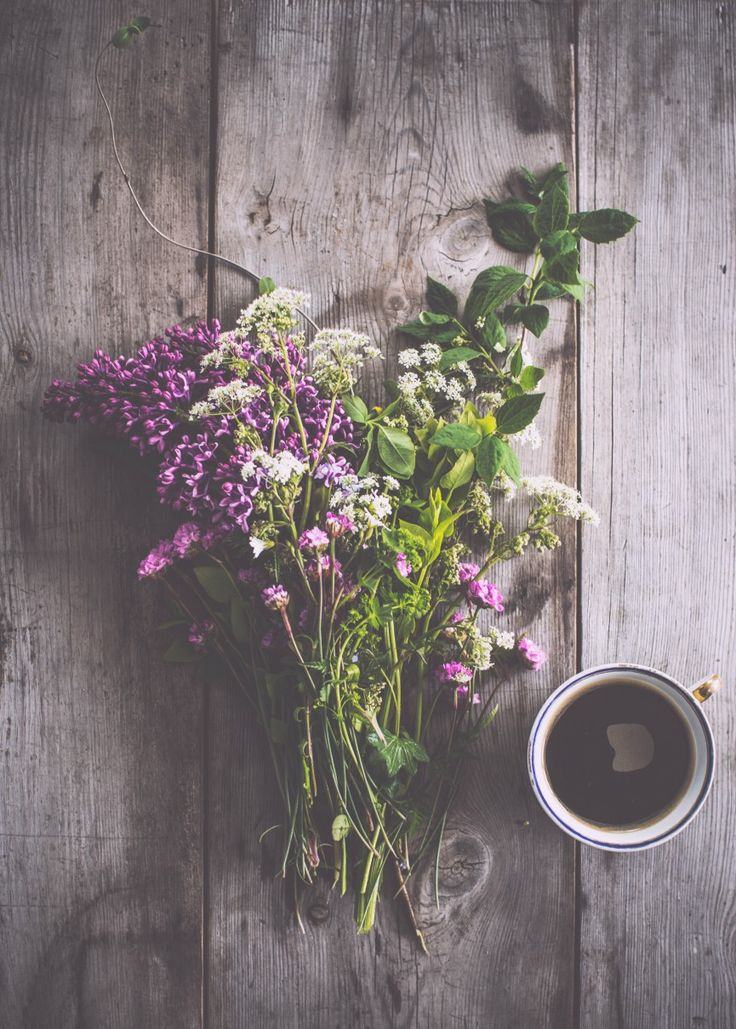 if i woke up  and saw a hand picked bouquet of wildflowers and a cup of coffee on the deck table i would marry whomever put them there.