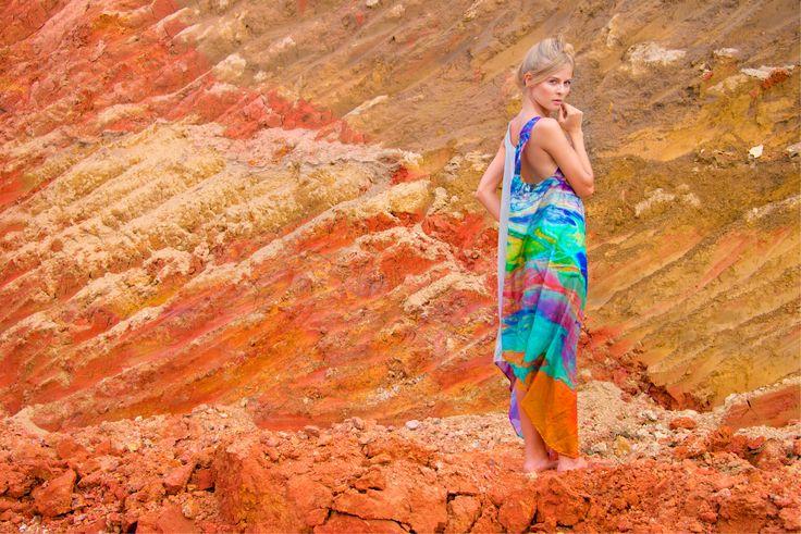 | Touch Of Color | #Entreaguas #LimitedEdition #Beachwear