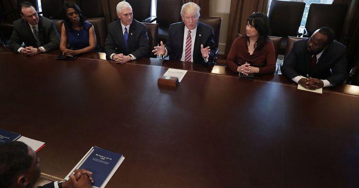 Congressional Black Caucus declines invite to meet with President Trump #Politics #iNewsPhoto