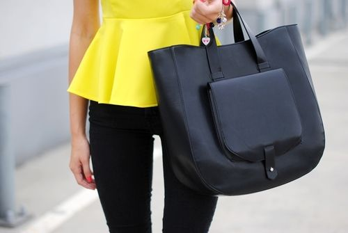 Black and Yellow. Black and Yellow. Black and Yellow.