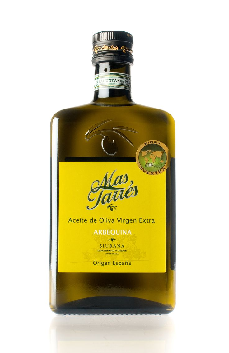 Oli d'oliva Arbequina Mas Tarrés · Olis Solé
