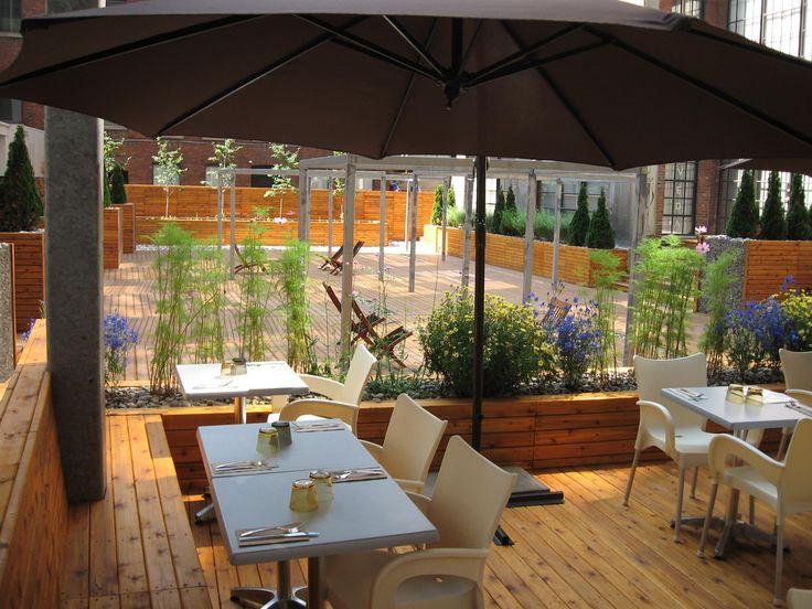 Café Daylight Factory 1030 rue St-Alexandre