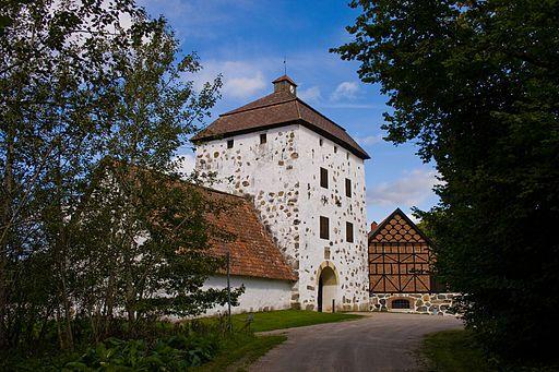 Hovdala slott Porttornet