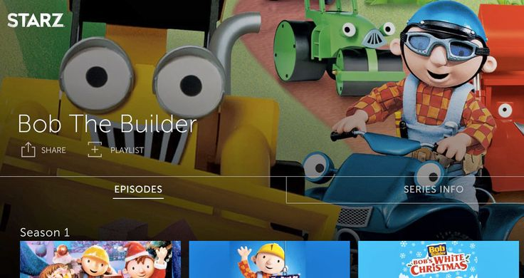 """Starz pads its streaming library with more kids' and Spanish optionsStarz is turning its attention to """"underserved audiences"""" in the world of streaming video adding a raft of children's shows and Spanish-language programs to its $9-a-month streaming library. Bob the Builder and Thomas and Friends are among the fresh... Credit to/ Read More : http://ift.tt/2u6gZHP This post brought to you by : http://ift.tt/2teiXF5 Dont Keep It Share It !!"""