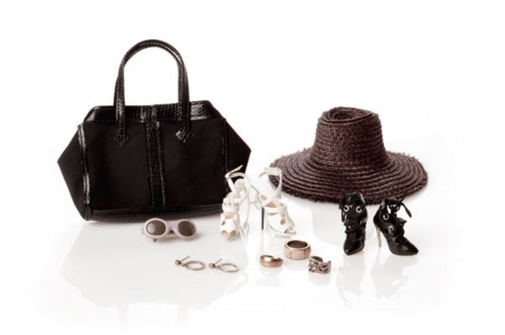 "Sherry Doll Bag 12-22/""Tonner Sybarite Evangeline Ghastly American Model 13-Bag-7"