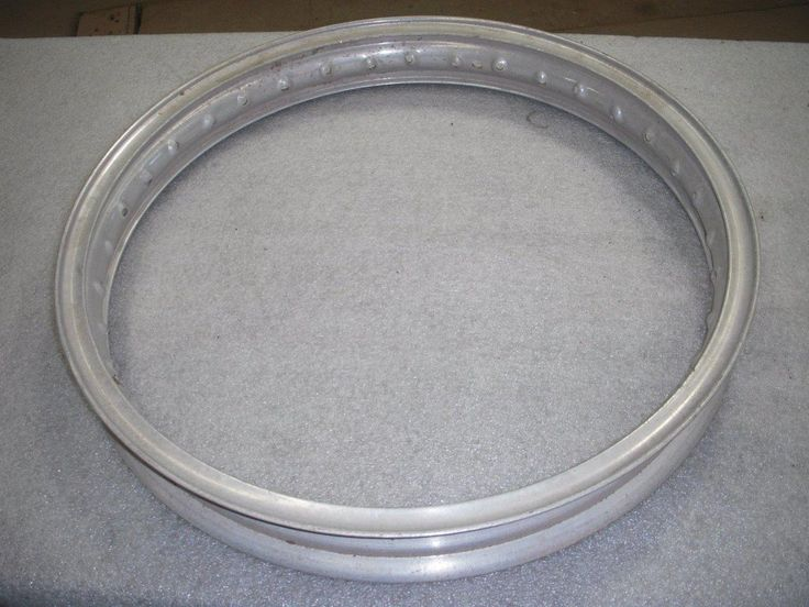 "http://motorcyclespareparts.net/radaelli-aluminum-19-inch-rim-36-hole-2-wide-used-f0678/RADAELLI ALUMINUM 19 INCH RIM 36 HOLE 2"" WIDE USED F0678"