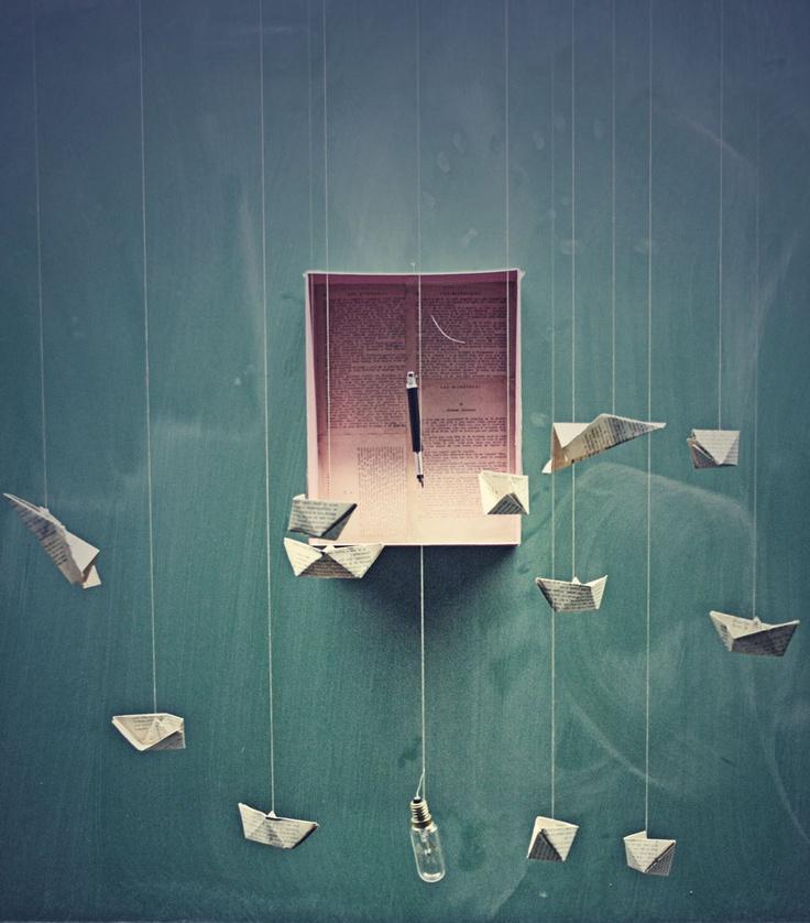 paper planes & paper boats