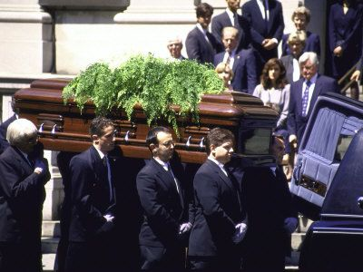 Jackie Kennedy Funeral | Former First Lady Jackie Kennedy Onassis's Funeral Premium ...