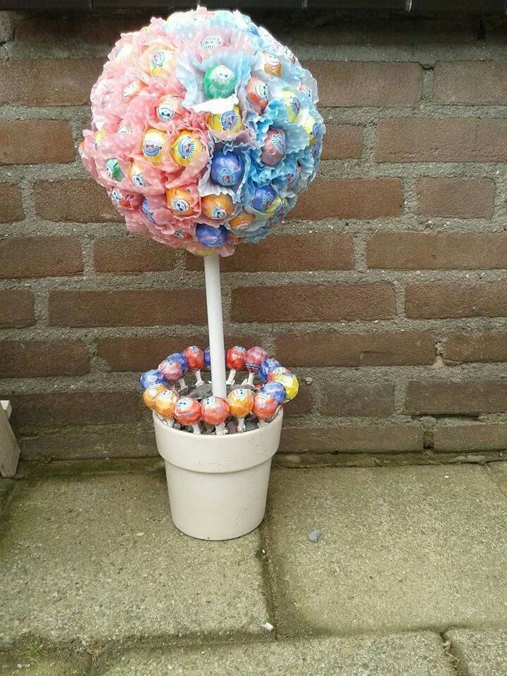Lolly boom