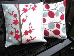 "Image result for ""duck egg blue and red"" soft furnishings"