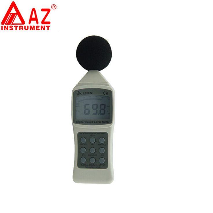 AZ8922 Digital Sound Level Meter noise meter portable sound decibel meter noise tester
