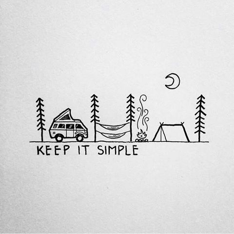 Great tattoo idea ❤️  #vw #camping #hammock #tent #campervan