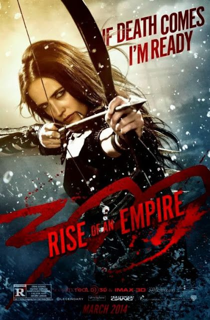 300 Rise of an Empire Movie Review : Beyond The Trailer | Jerry's Hollywoodland Amusement And Trailer Park