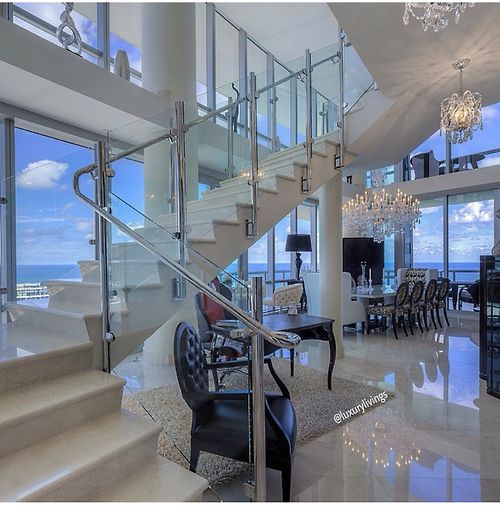 luxury real estate in sunny isles fl us 17121 collins ave jamesedition - Luxury Beach Home Interiors
