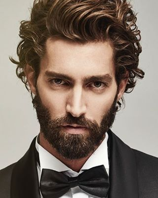 Phenomenal 1000 Ideas About Men Curly Hairstyles On Pinterest Man Short Short Hairstyles For Black Women Fulllsitofus