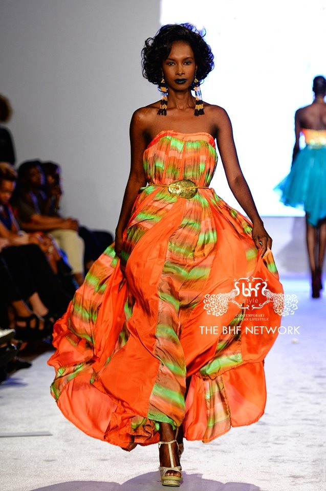 Moda Africana THE BHF NETWORK