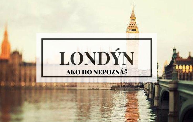 Kto by nepoznal Londýn. Jedno znajkrajších, najturistickejších azároveň najdrahších miest Európy, ak nie celého sveta. Mesto plné nádherných katedrál, historických pamiatok, parkov, atrakcií ahlavne života. Je tam toho toľko, že by ti nestačil ani rok.  Chceš spoznať mesto avychutnať si jeho u