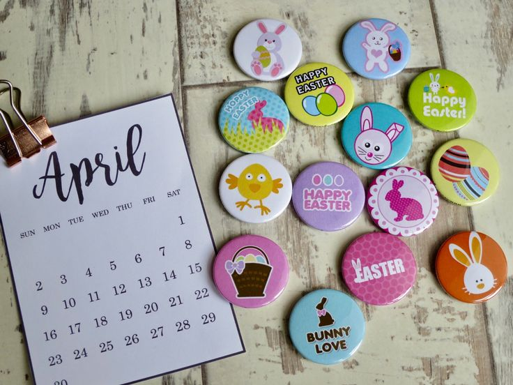 Last few days to grab your easter badges in our 50% off sale. Making so many cut… – Button badges