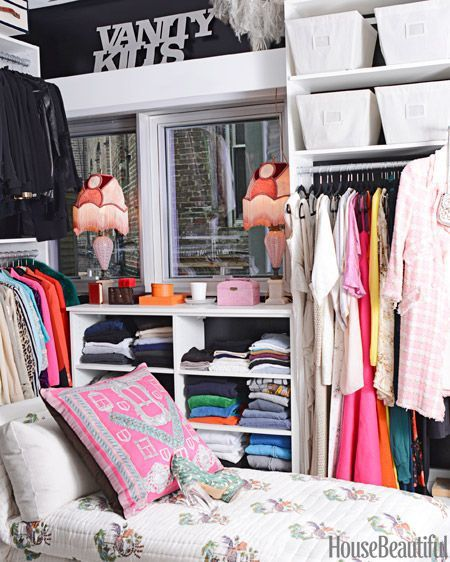 How To Organize Your Closet No Matter How Small Your Space Organize Closets And Closet