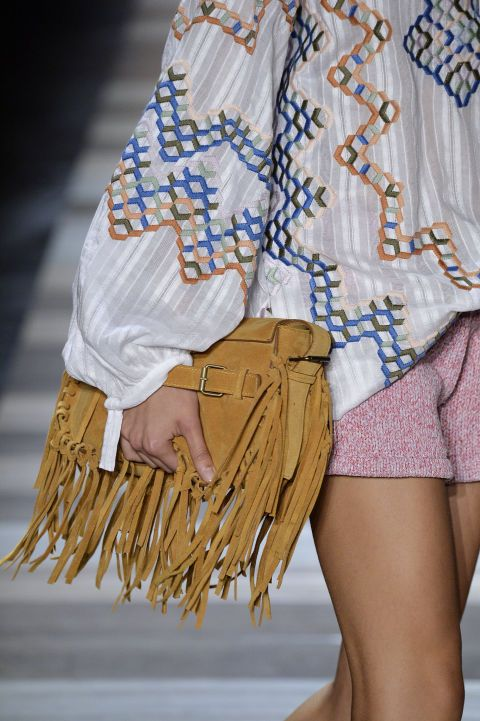 Spring 2016 Bags - The Best Handbags From New York Fashion Week Spring 2016 - ELLE