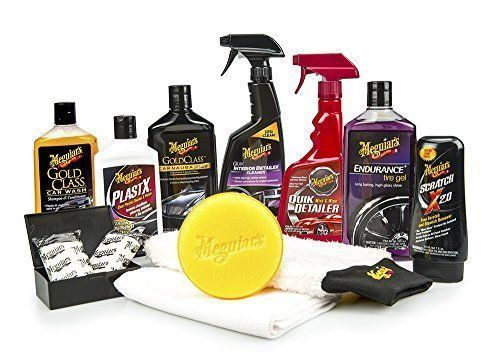 Cleaning Products 20605: Car Detailing Products Supplies Equipment Spray Maguire...