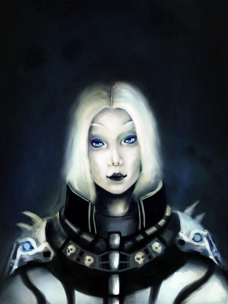 Necromancer by Moonlit-Emporium.deviantart.com on @DeviantArt