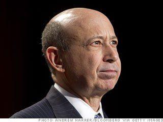 The Bronx. Brooklyn. Harvard. Hollywood. From selling peanuts at Yankee Stadium to displacing two heirsapparentat Goldman Sachs, isn't Lloyd Blankfein living the American Dream?