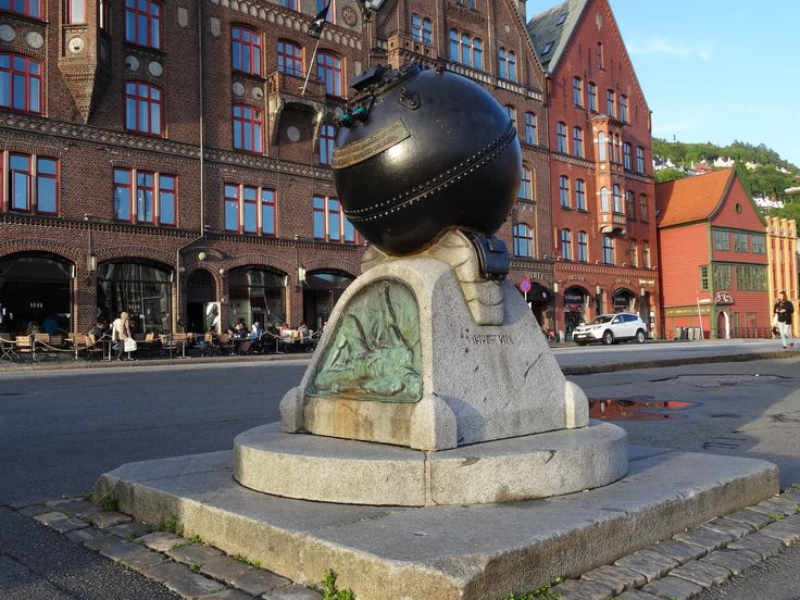 Bergen is my second home